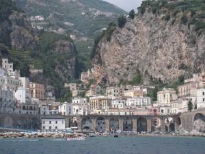 В планах перехода – Капри, но хочется пересечь залив Салерно
